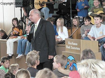Schulanfang 2006