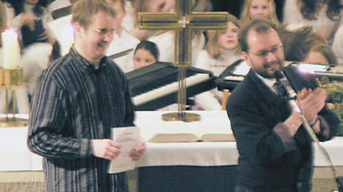 Adventsmusik 2007 in Fritzlar