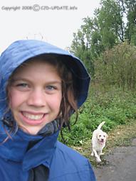 Schüleraustausch mit Frankreich, Vera Helbig, 2008