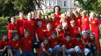 Klasse 5e (2009) © A. Bubrowski/CJD-UPDATE