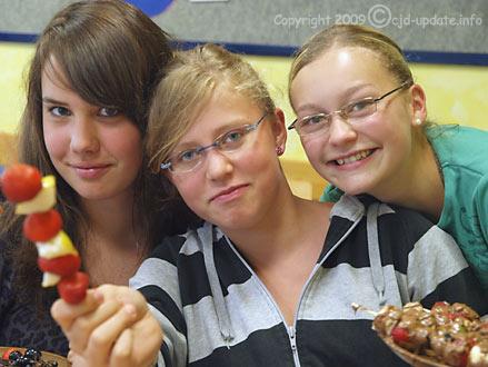 Schulprojekt © A. Bubrowski/CJD-UPDATE, 2009