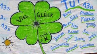 Abitur 2010 - Glückslaken (1)