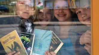 Lions Club Borken - Bücherspende für JUBI (1) © A. Bubrowski/CJD-UPDATE