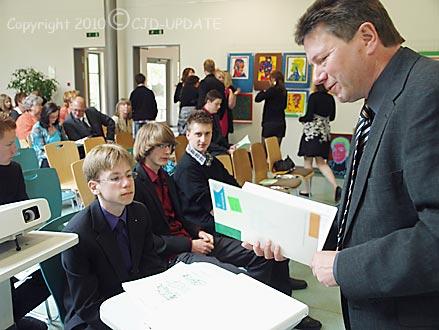 Leiter Realschule Günter Koch © A. Bubrowski/CJD-UPDATE