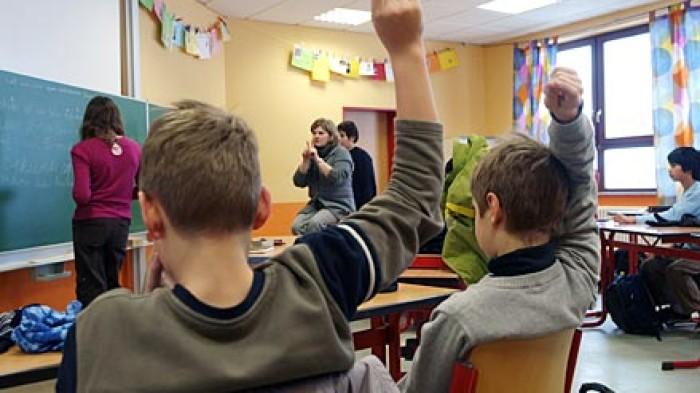 Ganztagsschule © A. Bubrowski/CJD-UPDATE 2010