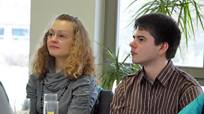 Verabschiedung H.-P. Ziegler - Schüler © A. Bubrowski/CJD-UPDATE