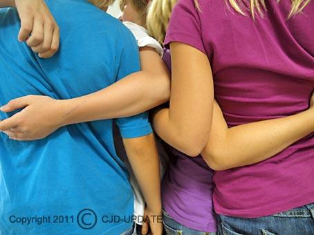 Neue Schule - neue Freunde, neue Prüfungen.. Bild: BUB