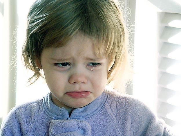 Einmal weinend - immer weinend? Symbolbild. Foto: crimfants/Flickr