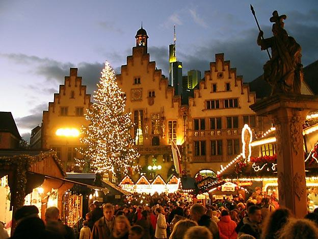 Weihnachtsmarkt Frankfurt. Foto: privat