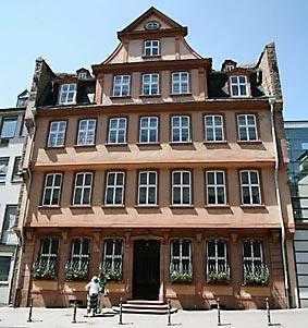 Goethe-Haus. Foto: privat