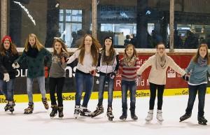 Schülerinnen der 7a. Bild: A. Bubrowski/CJD Oberurff