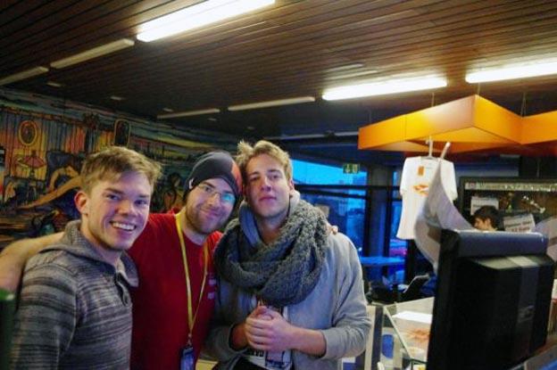 Team Gottier-Krug-Dippel. Foto: privat