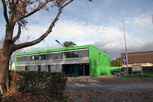 IfSS-Gebäude. Foto: privat