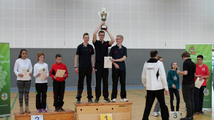 Sieger des Bogensportturniers. Foto: privat