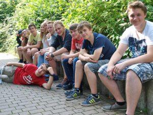 Offene Ganztagsschule - Angebot für alle Schüler. Symbolbild: A. Bubrowski/CJD Oberurff