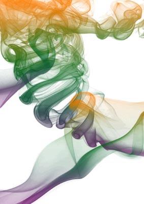 Rauchschwadenillusion