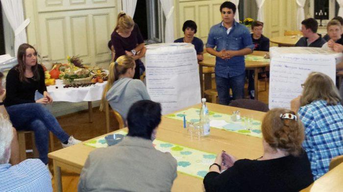Workshop zur Schülermitbestimmung im Internat