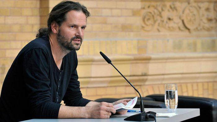 Arne Ulbricht, Buchautor, Lehrer und Interview-Partner von CJD-UPDATE