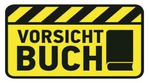 Initiative VORSICHT BUCH. © Börsenverein des Deutschen Buchhandels