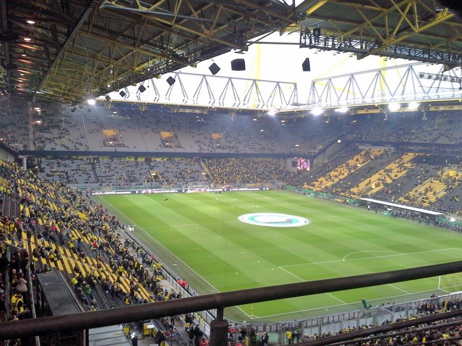 BVB erreicht mit knappen Sieg das Halbfinale. Foto: Malte Horn/CJD Oberurff