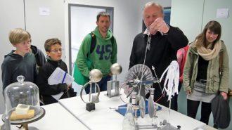 Physiklabor des CJD Oberurff. Bild: Andreas Bubrowski/CJD Oberurff