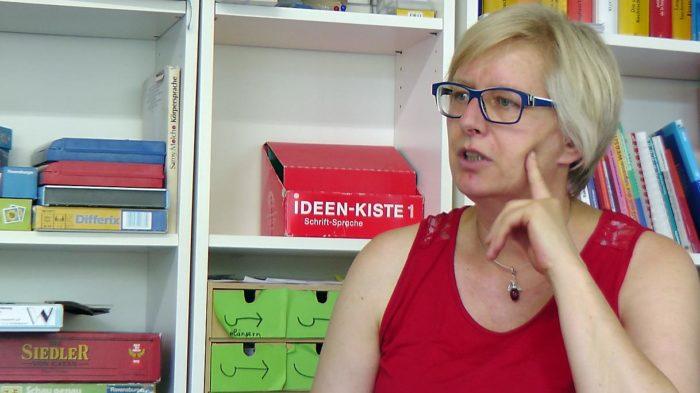 Bärbel Yamine, Integrative Lerntherapeutin FIL. Foto: Dominik Wiegand/CJD Oberurff