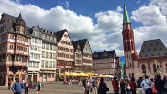 Frankfurt am Main. Foto: privat