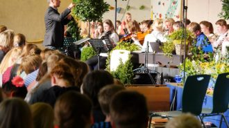 Jugendorchester | Bild: A. Bubrowski/CJD Oberurff