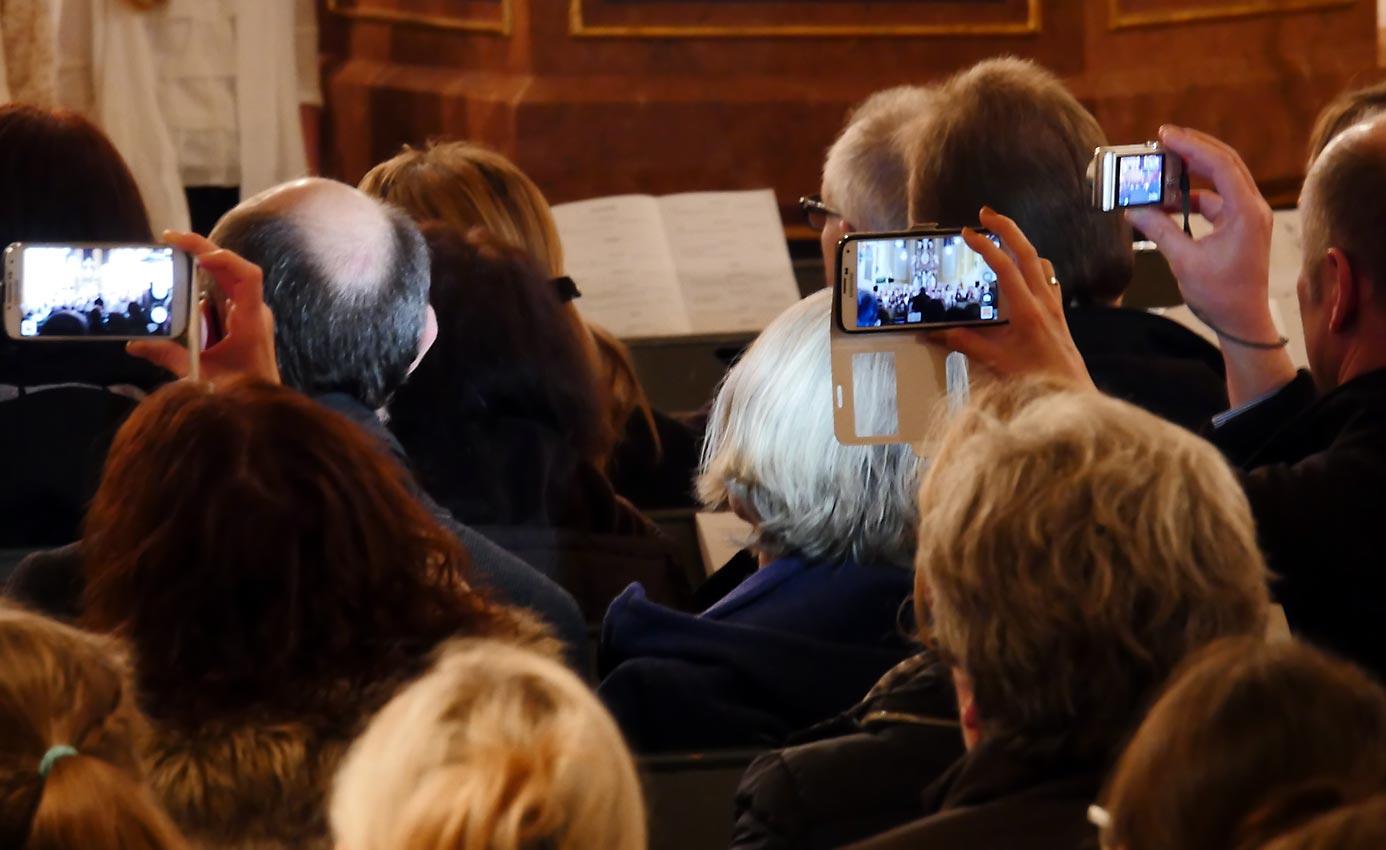 Erinnerungsvideo Adventskonzert Fritzlar | Bild: Andreas Bubrowski/CJD Oberurff