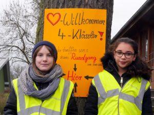 Schulsanitäter im vorsorglichen Einsatz | Bild: Andreas Bubrowski/CJD Oberurff