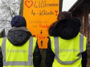 Schulsanitäter-AG: Coole Dienst-Westen | Bild: Andreas Bubrowski/CJD Oberurff