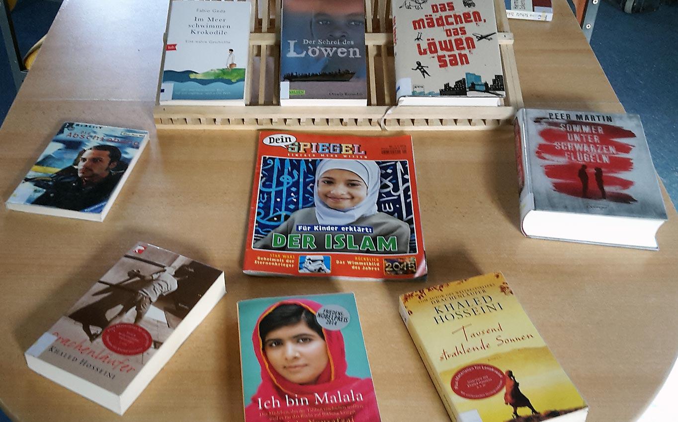 Aus dem Angebot der Jugendbibliothek (Jubi). Foto: privat
