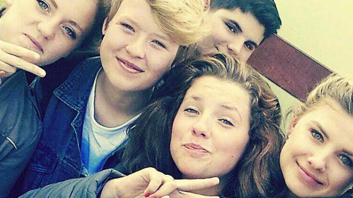 Deutsch-französischer Schüleraustausch. Foto: privat
