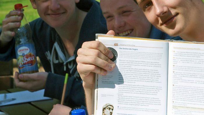 Bald geht Ernst des Schullebens wieder los | Bild: Andreas Bubrowski/CJD Oberruff