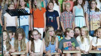 Oberurffer Hymne   Foto: A. Bubrowski/CJD Oberurff