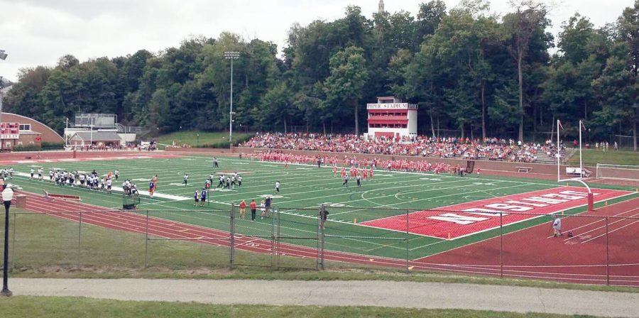 Denison College mit riesiger Sportanlage. Foto: privat