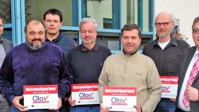 Die neuen OloV Netzwerkpartner