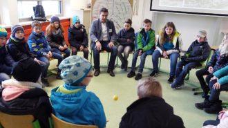Schulsozialarbeit | Bild: A. Bubrowski/CJD Oberurff