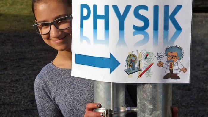 Fachbereich Physik | Bild: A. Bubrowski/CJD Oberurff