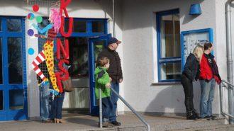 Fachbereich Kunst | Bild: Andreas Bubrowski/CJD Oberurff