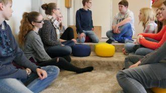 Gesprächskreis | Bild: Andreas Bubrowski/CJD Oberurff