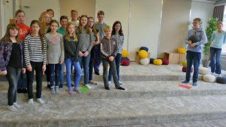 Gruppenbildung | Bild: Andreas Bubrowski/CJD Oberurff