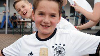 Sportfreund Marec | Bild: Andreas Bubrowski/CJD Oberurff
