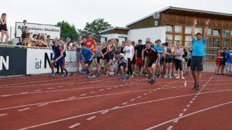 Start Sprint | Bild: Andreas Bubrowski/CJD Oberurff