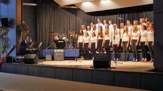 Chor 8-13 | Bild: Andreas Bubrowski/CJD Oberurff