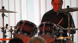 Drummer Solo mit Can | Bild: Andreas Bubrowski/CJD Oberurff
