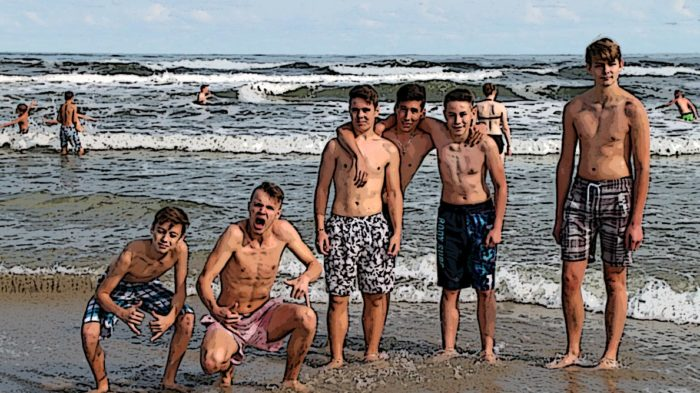 Borkum 2017 - Sommer! | Foto: privat