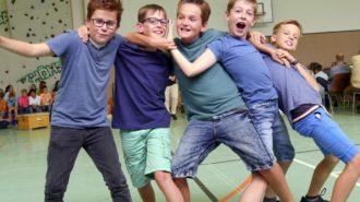 Boys | Foto: Andreas Bubrowski/CJD Oberurff