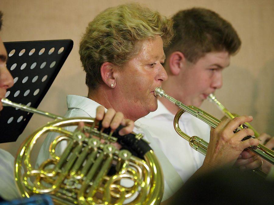 Schulorchester - Leitung: Christoph Heimbucher | Foto: Andreas Bubrowski/CJD Oberurff