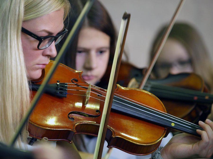 Besinnliches zur Schulaufnahme | Foto: Andreas Bubrowski/CJD Oberurff